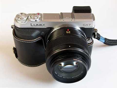 GX7 w/SUMMILUX 25mm