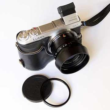 GX7w/SUMMILUX15mm